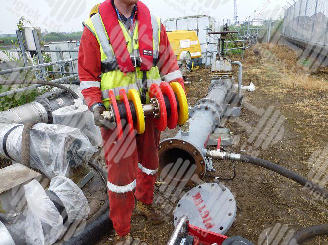 Pipeline Cleaning - Pigtek